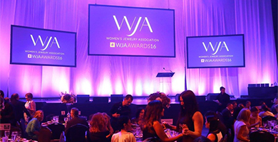 womens jewelry association awards for excellence